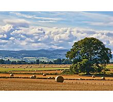 Rural Nature Countryside Scenic Landscape Photography Photographic Print
