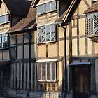 The birthplace of Shakespeare by Steve