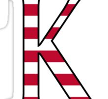 TKE American Flag Sticker
