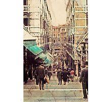 Venice Market 1968 Photographic Print