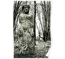 Persephone Hides On Bennachie Poster