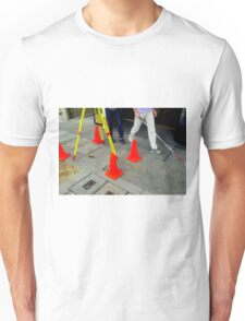 And The Surveyor Says... Unisex T-Shirt