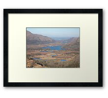 Ladys View, County Kerry, Eire Framed Print