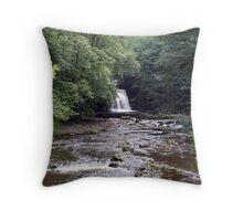 West Burton Throw Pillow