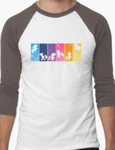 Friendship Is Magic Men's Baseball ¾ T-Shirt
