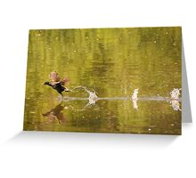 Cleared For Takeoff Greeting Card