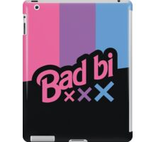 Bad Bi iPad Case/Skin