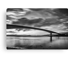 The Skye Bridge Canvas Print