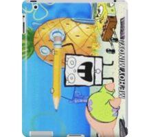 Doodlebob iPad Case/Skin