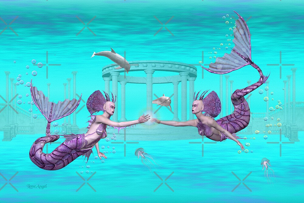 Pisces by LoneAngel