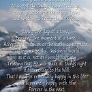 Serenity Prayer by Dulcina