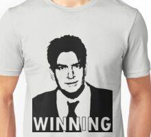 """Charlie Sheen """"Winning"""" 2 Unisex T-Shirt"""
