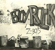 BODY ROCK  by grabart
