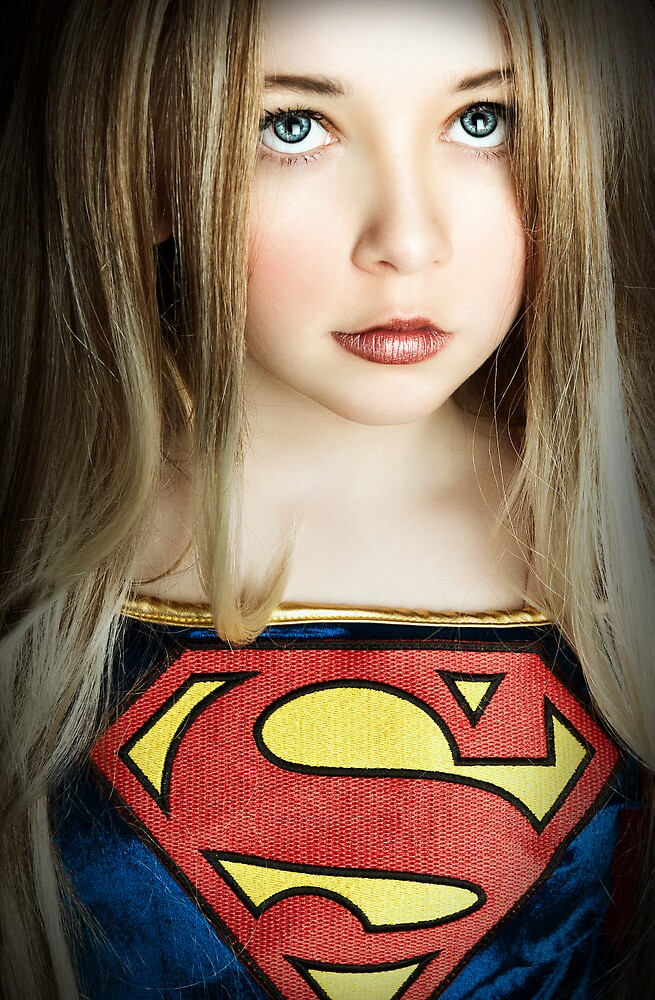 SUPER GIRL!!! by Georgi Ruley: Agent7
