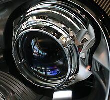 WHY PORSCHE DOESNT HAVE TO SEE AN OPTOMETRIST by Daniel  Oyvetsky