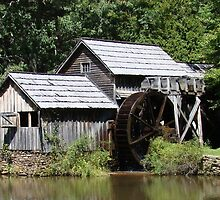 Mabry Mill~ by virginian