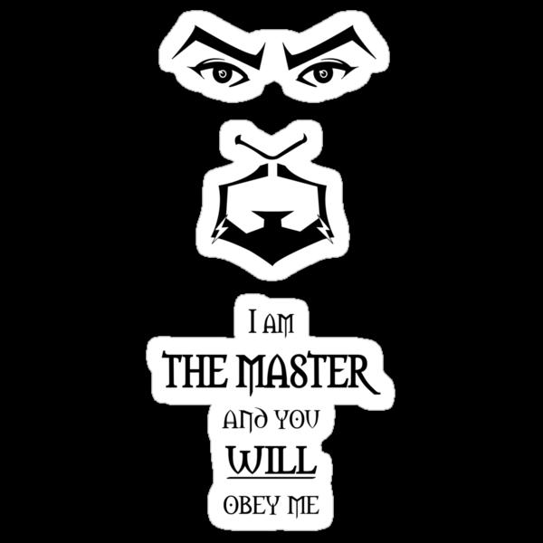 The Master by Iain Maynard