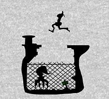 Abe's escape Unisex T-Shirt
