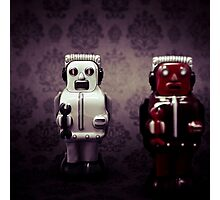 The robots Photographic Print