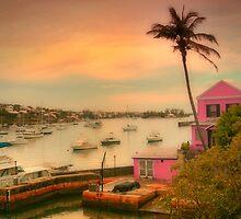 Bermuda Sunset by Steve Silverman