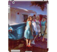 Five Classics & One Relic iPad Case/Skin