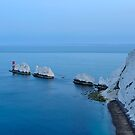 The Needles - Isle of Wight by Kasia Nowak