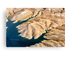 Lake Mead - Grand Canyon Canvas Print