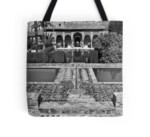The Alhambra (Partal Palace) Tote Bag