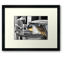 Minor Select Framed Print