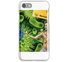 Ed Norton Antivirus iPhone Case/Skin