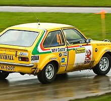 Vauxhall Chevette HS by Willie Jackson