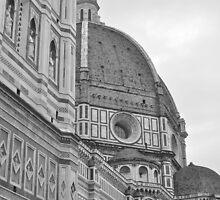 Santa Maria del Fiore - Firenze - Italy by Dimbledar