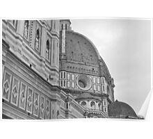 Santa Maria del Fiore - Firenze - Italy Poster