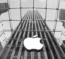 The Big Apple's Apple by NickSpiros