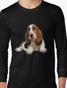 Basset Hound Long Sleeve T-Shirt