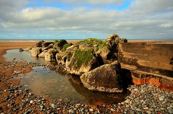 Rock Pool by John Hare