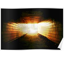 Angelic Underpass Poster