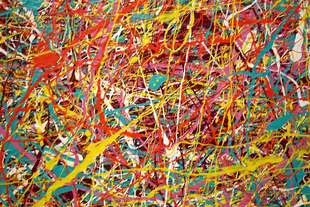 formal elements of jackson pollock s autumn rhythm Autumn rhythm (number 30) topic autumn rhythm (number 30) is a 1950 abstract expressionist drip painting by american artist jackson pollock the work was purchased in 1957 by curator robert beverly hale for the collection of the metropolitan museum of art , where it remains on display.