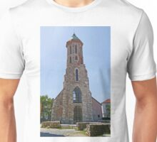 Church of St Mary Magdalene, Budapest Unisex T-Shirt