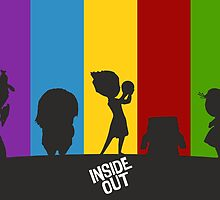 Inside Out of Emotions by Travis Love
