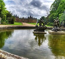 Waddesdon Hall, Buckinghamshire by Guy Carpenter