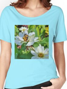 In the Garden Gathering Goodies Women's Relaxed Fit T-Shirt
