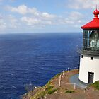 Makapu'u Lighthouse by heavydpj