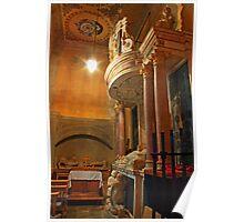 St Lawrence, Mereworth - Fane Chapel Poster