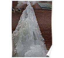 Ice Monster Poster