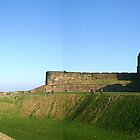 Tynemouth Priory Panorama by Harry Purves