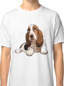 Basset Hound Classic T-Shirt
