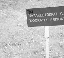 Socrates Prison by NickSpiros