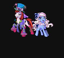 Mad T Ponies - Alice and Tarrant Unisex T-Shirt