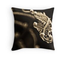 Impression in the backyard...: On featured: The-power-of-simplicity Group Throw Pillow